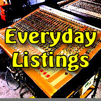 Everyday ListingsOutboard Everyday Listings..
