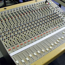 Desk Top MixersFor Live or studio or both..