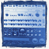 Effects ProcessorsWide and varied audio effects, mainly analogue..