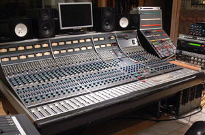 Neve 8069 Recording Console