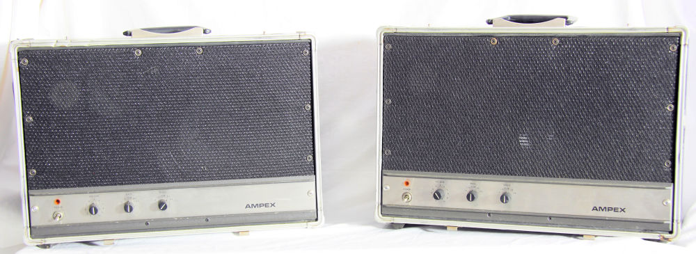 Ampex front