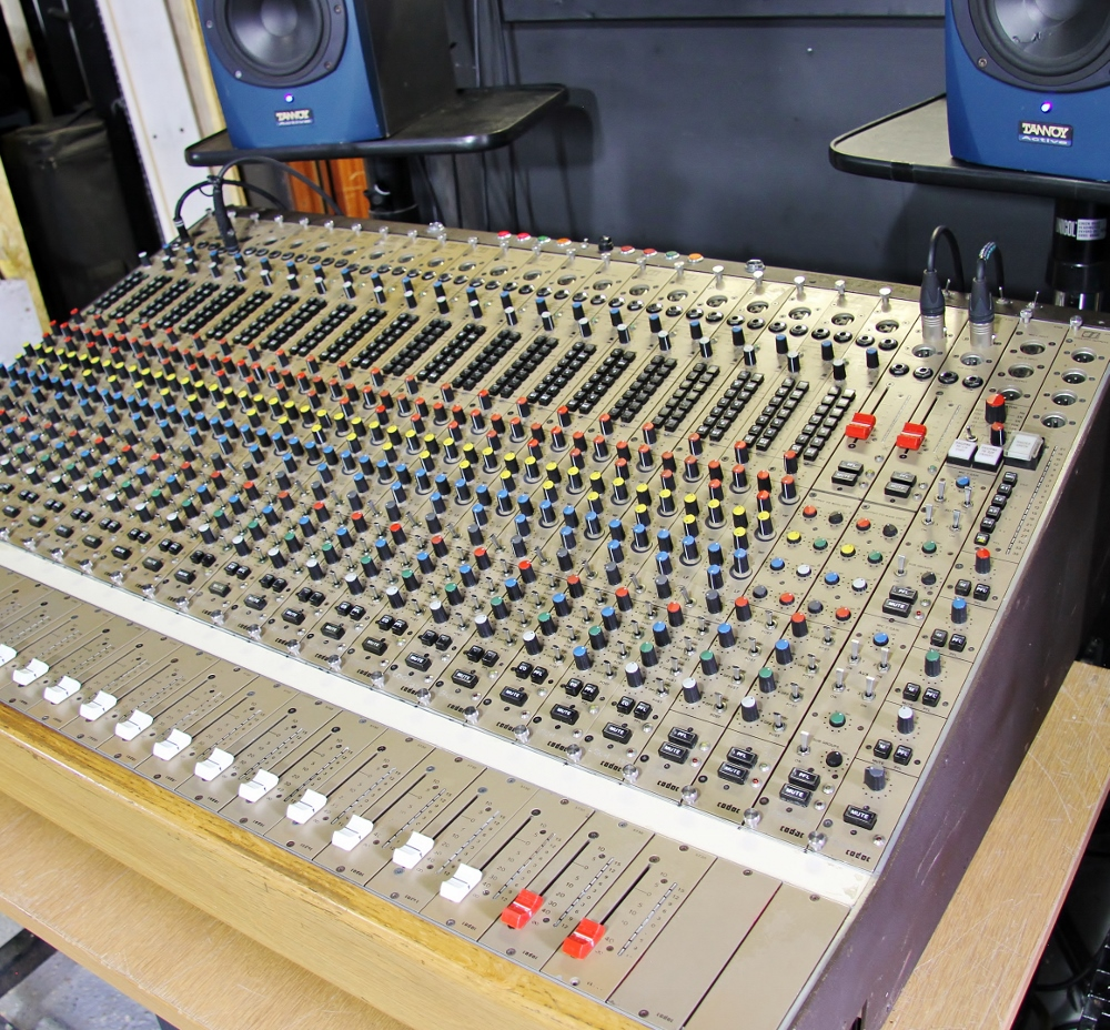 CADAC B Series Summing Mixer
