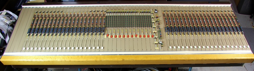 CADAC F Series 40 channel console