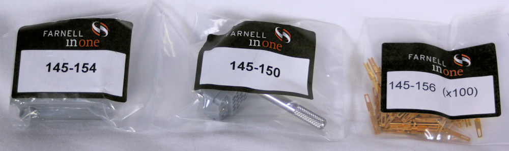 FARNELL EDAC Connectors