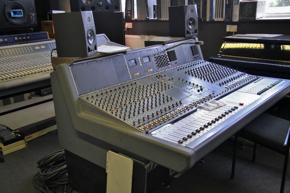 NEVE 66 Actual Console