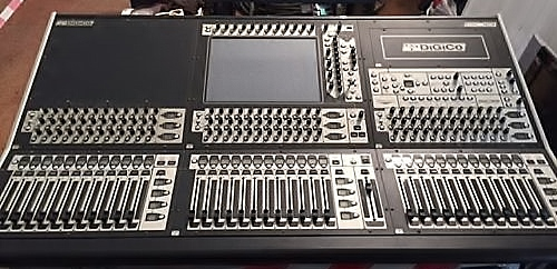 DiGiCo SD8 Digital console