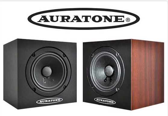 AURATONE BLACK & WOOD Finish