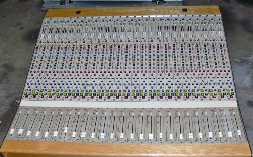 CADAC E Series Sidecar for conversion into a 21 channel Summing Mixer