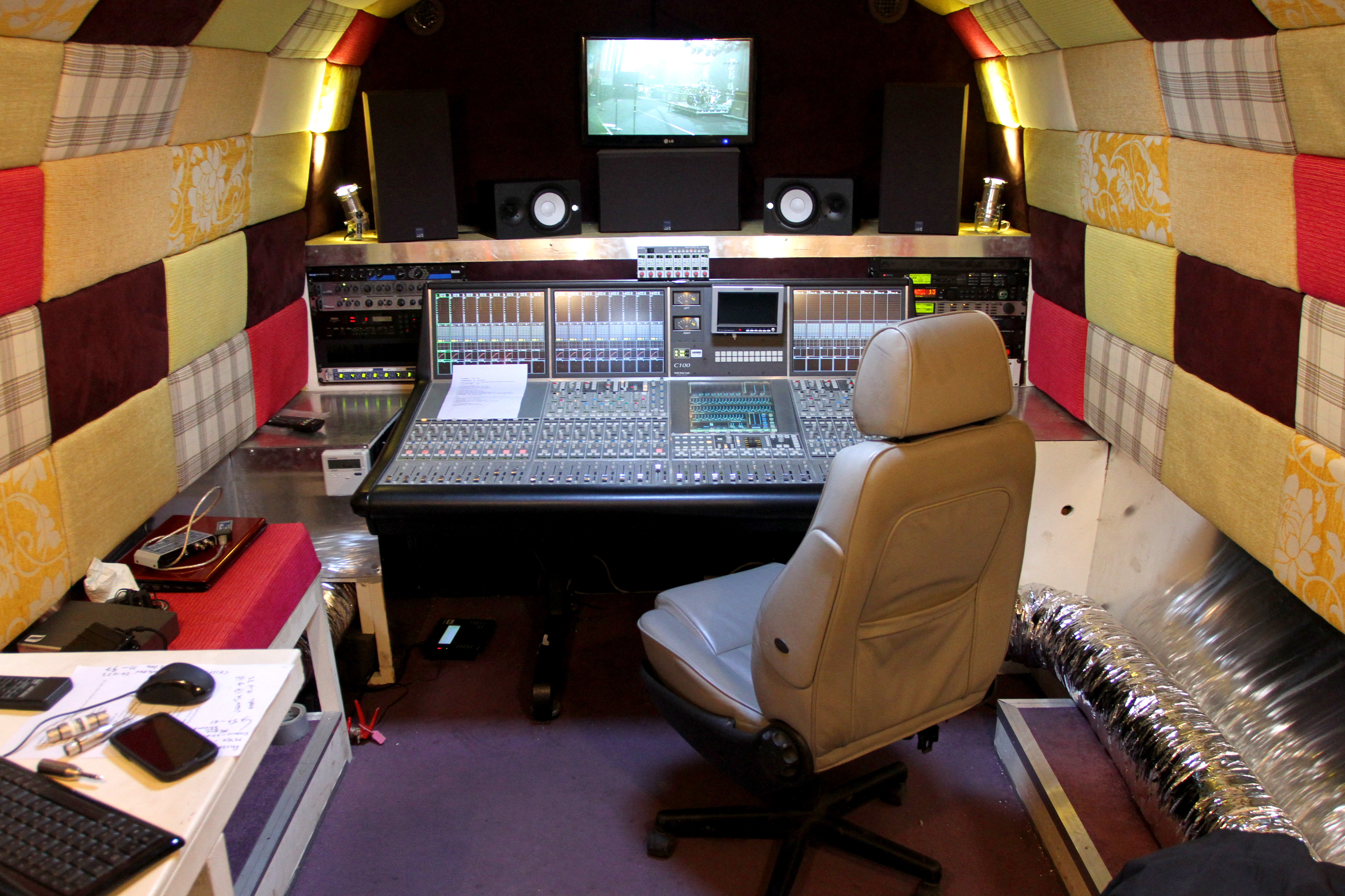 SSL C100 in Mobile
