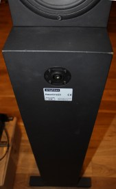 Amphion Two18 + Base One 25 system