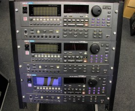 AKAI DR16 Pro 48 track system