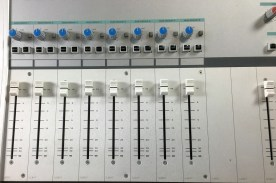 AUDIENT ASP 8024 Group Faders