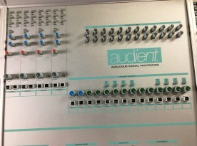 AUDIENT ASP 8024 Part of Master Panel