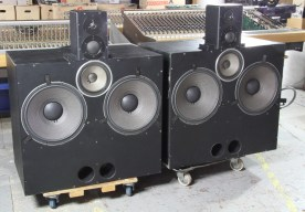 Dynaudio M4's designed by Andy Munro
