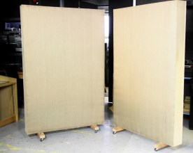 2 Custom Audio Screens