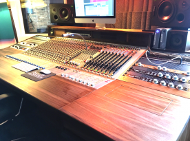 CADAC J Series at SUPERFLY STUDIOS