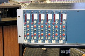 Calrec  6 x CL1508 compressors in powered rack