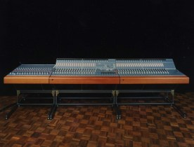 The complete Neve Console as it was built for Decca