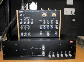 DACS Monitor Control Central