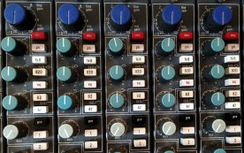 Neve / Decca Console EQ Section