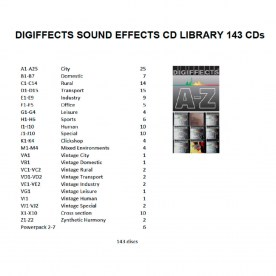 Digiffects Sound FX library