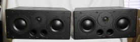 DYNAUDIO M1 2 way passive speakers