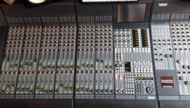 Euphonix CS2000 Assignable console