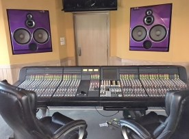 Euphonix CS3000 Assignable console