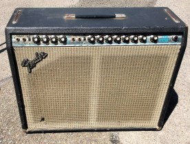 FENDER TWIN REVERB Front