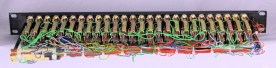 GPO Jack Patchbay rear
