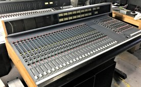 Hill Audio 28 x 16 console