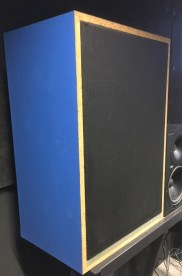 Tannoy HPD in Lockwood Academy Cabinet