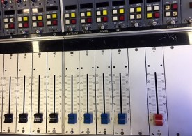 NEVE 66 Mono Channel Faders