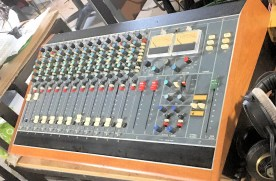 Neve 542 12 into 2 Classic Mixer