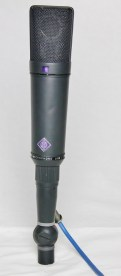 Neumann U89 With Stand Mount fitted