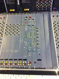 NEVE 66 Centre section inc 4 groups & master outputs