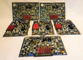 Soundcraft Saturn Audio Cards