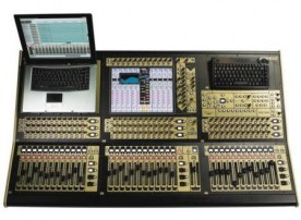 DiGiCo SD8 Digital console LIBRARY PICTURE