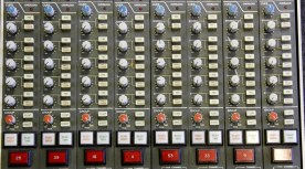 SSL Module Aux sends