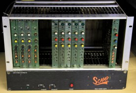 AUDIOO & DESIGN Scamp Rack