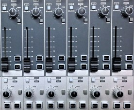 AUDIENT ASP 8024 Factory Refurbished. SMALL FADERS