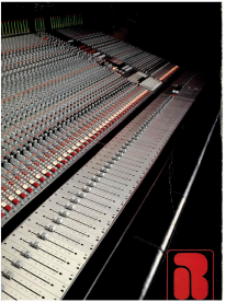 RAINDIRK LN Recording Console Library Picture