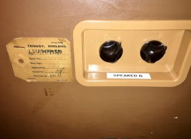 TANNOY LANCSTERS - 15