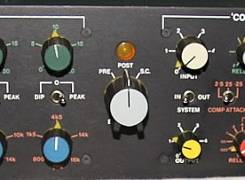 EQ control pre Compex, after Compex or in the side chain