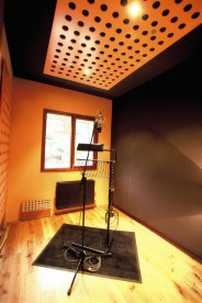 Beechpark Recording Vocal Room
