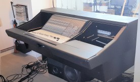 Audient ZEN in Argosy console