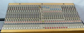 CADAC A Series 24 channel 10 Group mixer MAIN PART
