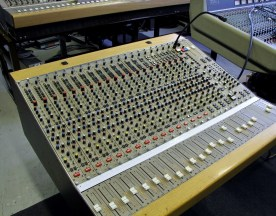 CADAC 20 channel track laying / summing mixer