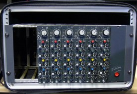 Cadac Rack with Neve look a like modules