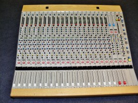 CADAC A Series Summing Mixer put together for One Llouder Studios